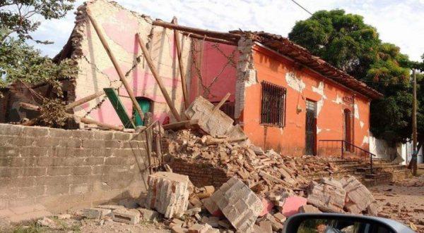 Contribuye CODECI con apoyos para damnificados en San Francisco Ixhuatán