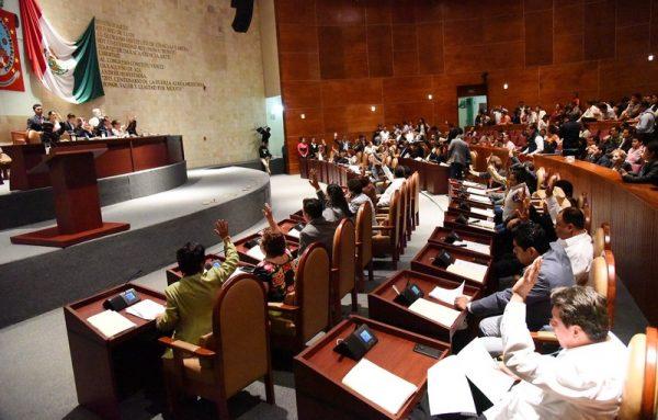 Aspirantes al Órgano Superior de Fiscalización se presentan ante diputados