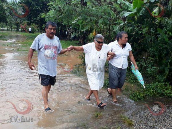 Alerta en la Cuenca del Papaloapan por lluvias  +Fotos