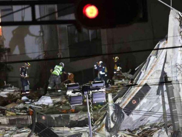 Recuperan 4 cuerpos en Álvaro Obregón; buscan a 2 personas