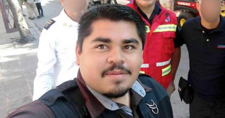 Asesinan al fotoperiodista Edgar Esqueda en San Luis Potosí