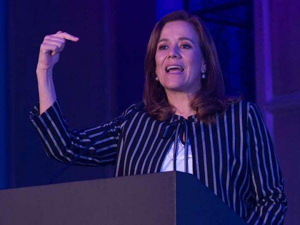 Margarita Zavala renuncia al PAN