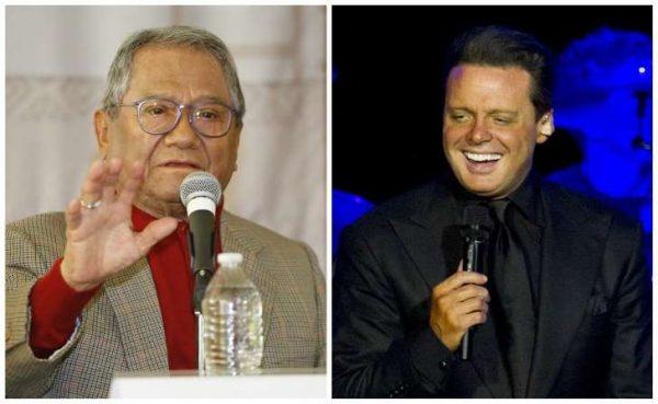 Armando Manzanero, arremete contra Luis Miguel