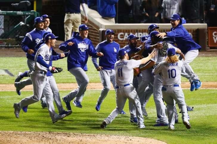 Dodgers a la Serie Mundial