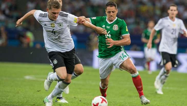 FIFA confirma cabezas de serie para sorteo de Rusia 2018
