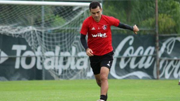 Rafa Márquez ya fue convocado por Atlas