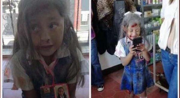Frida Sofía: el disfraz de Halloween ¿políticamente incorrecto?