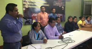 Normalistas responsabilizan al IEEPO, por muerte de su compañera