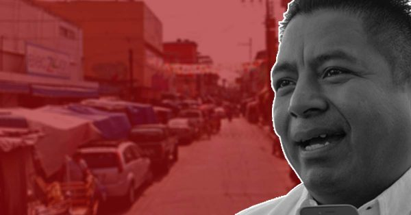 Dávila si ha pensado en cerrar la calle matamoros, reconoce Director de Comercio