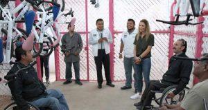 DIF Oaxaca impulsa la Inclusión Social de personas con discapacidad: IMM