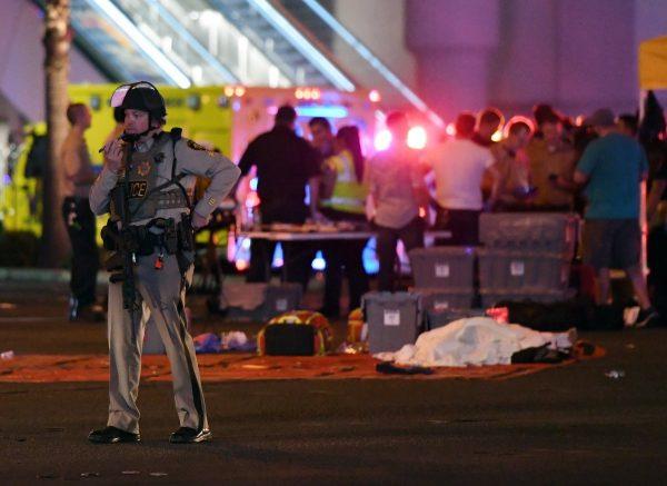 Suben a 58 los muertos y a más de 515 los heridos del tiroteo en Las Vegas