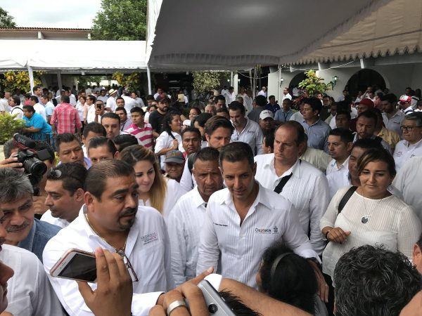 SEDESOL vigilará que recursos para Juchitán no se quede en intermediarios
