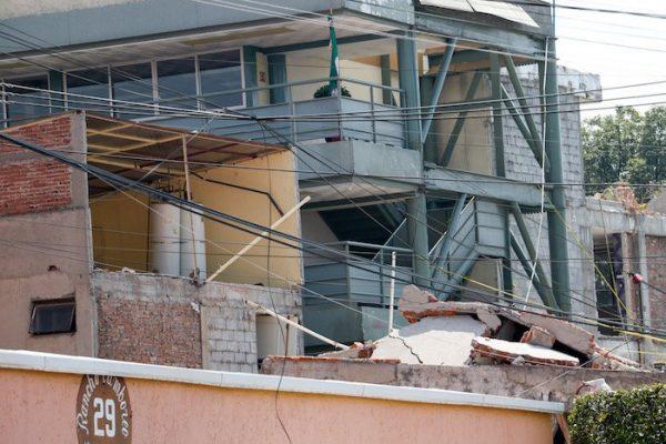 Departamento de directora causó colapso del Rébsamen