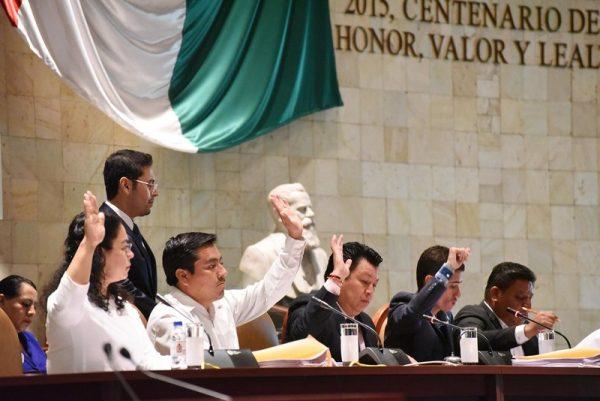 Se pronuncian diputados por reforzar atención en comunidades afectadas por sismos