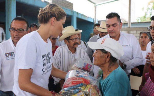 Familias de la Mixteca y Cañada no están solas: IMM