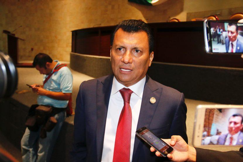 Pide Diputado Samuel Gurrión Matías a la CFE garantizar suministro de energía en comunidades de la Costa