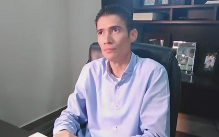 Contradice Huerta al Ayuntamiento, Sacre no solicitó modificar la ley, diputados hicieron cambios y acepta que incrementaron impuestos