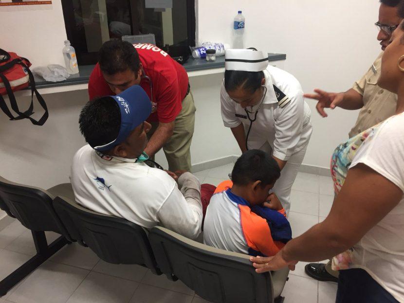 """Localizan embarcación """"Miriam""""; tripulantes se encuentran a salvo: CEPCO"""