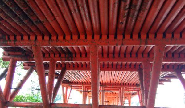Ingresan proyectos para reparar puentes de San Bartolo y Jacatepec
