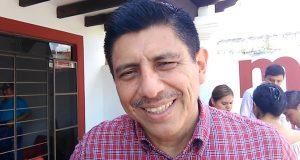 En MORENA no aceptaremos nepotismo al momento de poner candidatos: Salomón Jara