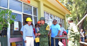 Reconstruirá Sedena Hospital General de Juchitán: SSO