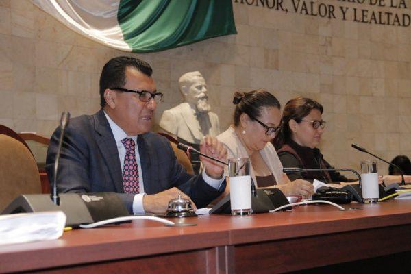 Suma esfuerzos Congreso del Estado con el Gobierno Estatal para reconstruir zonas afectadas: Dip. Samuel Gurrión