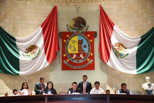 Diputación Permanente acuerda exhortos en beneficio de familias afectadas por sismos