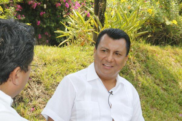 Pide Diputado Local, Samuel Gurrión Matías, tregua al magisterio oaxaqueño ante la difícil situación que vive Oaxaca