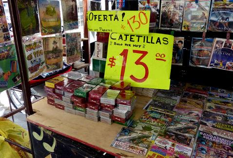Hay heces fecales y uñas en cigarros ilegales: tabacaleros