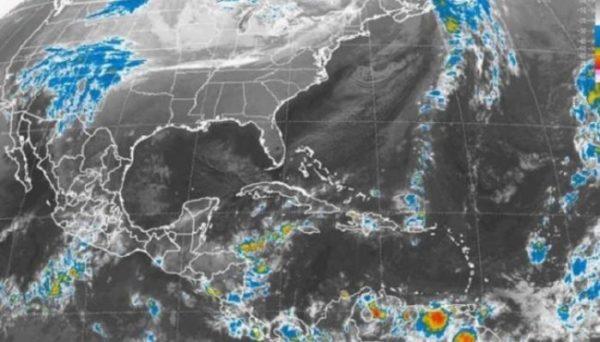 Frente Frío 8 ocasionará vientos y hasta lluvias en el país