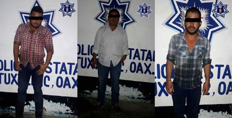 Detienen a presuntos secuestradores en la Cuenca