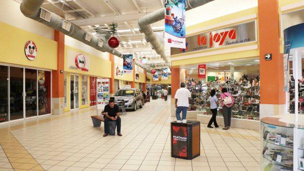 Se desploman ventas en la multiplaza en un 50%