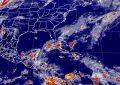 Para hoy se pronostican tormentas muy fuertes en Chiapas y Tabasco y fuertes en Veracruz y Oaxaca