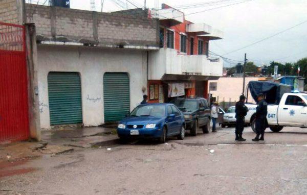 Matan a niña tras asalto en Oaxaca