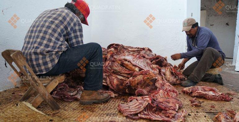 Suspenden edición 11 del Festival del Mole de Caderas en Huajuapan