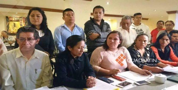 Piden que mesas de negociación con la CNTE sean públicas