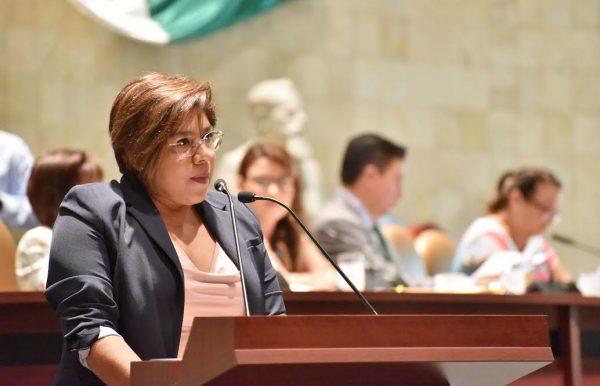 Exhorta Dip. Adriana Atristain al INAH a revisar y tomar medidas urgentes con respecto a los inmuebles en mal estado