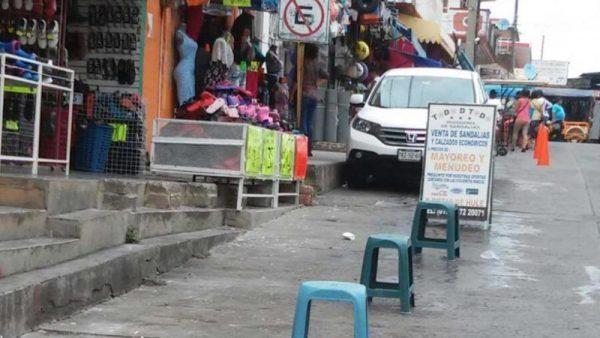 """Tránsito en un 90% de avances en operativo para """"limpiar"""" calles"""