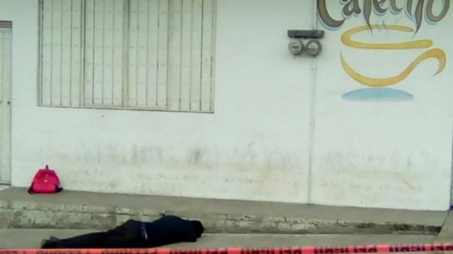 Atacan a tiros a estudiantes del COBAO de Putla
