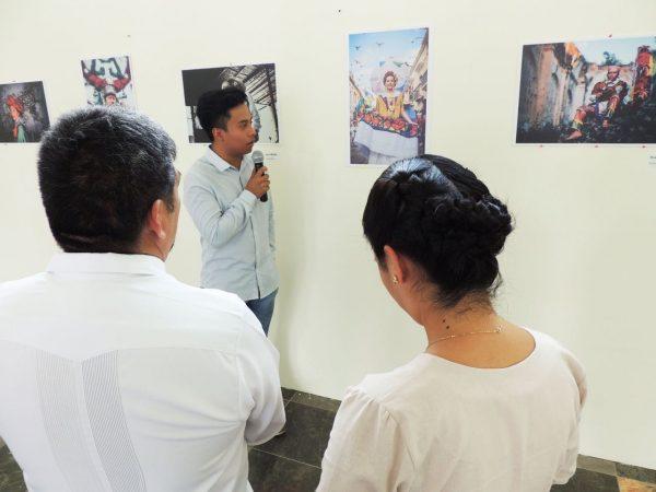 """Se instala en el congreso local """"Oaxaca en la mirada"""""""