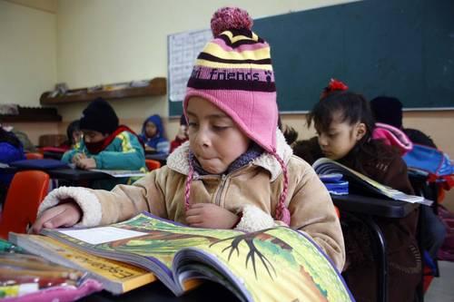 Emite IEEPO recomendaciones escolares ante temporada de frío