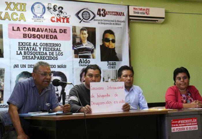 Piden fiscalía estatal especializada en personas desparecidas