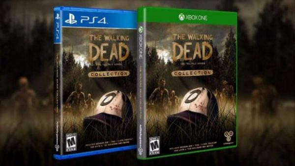 """Telltale anuncia """"The Walking Dead: The Telltale Series Collection"""""""