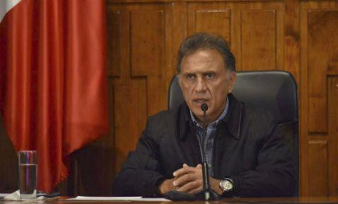 Miguel Ángel Yunes comparece ante el Congreso de Veracruz