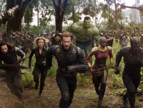 Marvel estrenó el tráiler de 'Avengers: Infinity War'