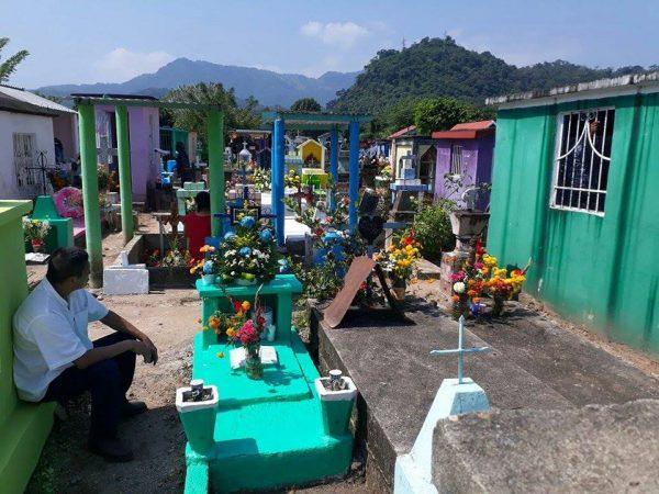 Cementerio de Valle presenta un 99% de su capacidad