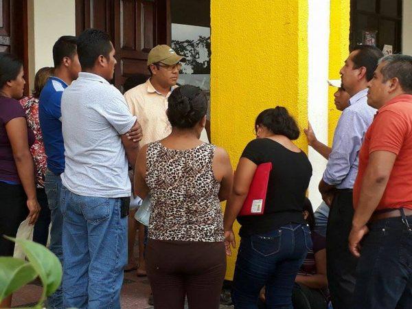 Acuerdos entre familiares de Raúl y Constructora será después del funeral