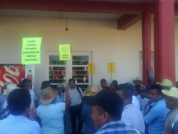 El recurso es para las comunidades, no caeré en chantajes ni sobornos: Presidenta de Chiltepec