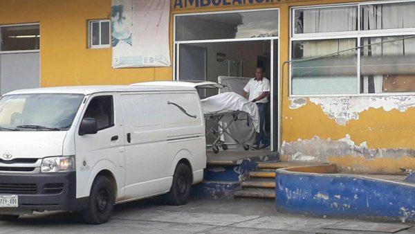 Baleado en Santa Cruz muere al ingresar a Hospital de Tuxtepec