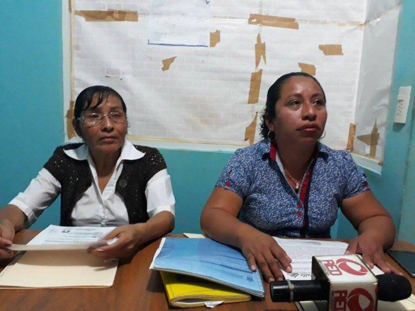 Regidoras en Valle denuncian a su presidente por hostigamiento y amenazas de muerte